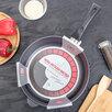 """Сковорода 28 см """"Титан. Особенная"""", несъёмная ручка по цене 4232₽ - Сковороды и сотейники, фото 6"""