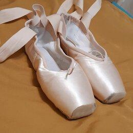 Обувь для спорта - Пуанты Grishko размер 5 жесткость М полнота ХХХ, 0