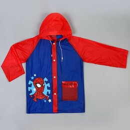 Вещи - Дождевик детский, Человек-паук, размер M, 0