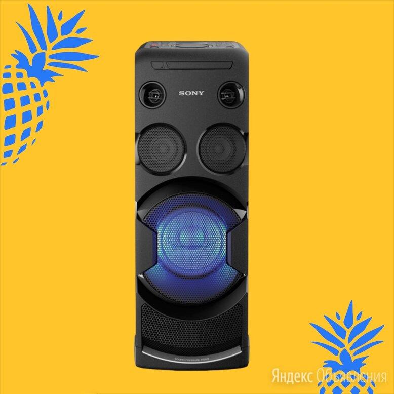 Музыкальный центр Sony MHC-V44D по цене 21000₽ - Музыкальные центры,  магнитофоны, магнитолы, фото 0