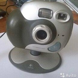 Веб-камеры - Logitech clicksmart 820, 0