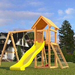 Оборудование и мебель для медучреждений - Детская площадка Савушка Мастер 7 , 0