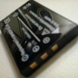 Аккумуляторы и зарядные устройства - Продам аккумулятор NP-60, 3,7V., 0