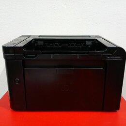 Принтеры и МФУ - Принтер Лазерный HP LaserJet P1606dn (Duplex + LAN, 0