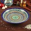 Ляган круглый Риштанская Керамика, 33см, микс по цене 1296₽ - Тарелки, фото 2