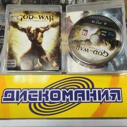 Игры для приставок и ПК - God of War: Восхождение (PS3), 0