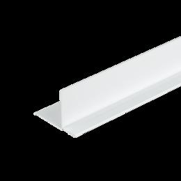 Сайдинг - Фасадный внутренний угол Дёке Агатовый 3,05м. (30 шт. в упак.), 0