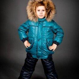 Комплекты верхней одежды - Детский зимний костюм на мальчика. Новый., 0