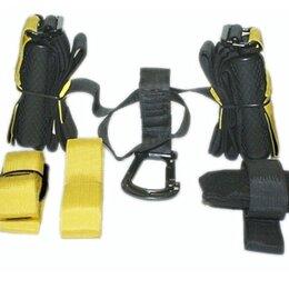 Другие тренажеры - Тренажер TRX-PRO 3 (многофункциональные петли для тренинга), 0