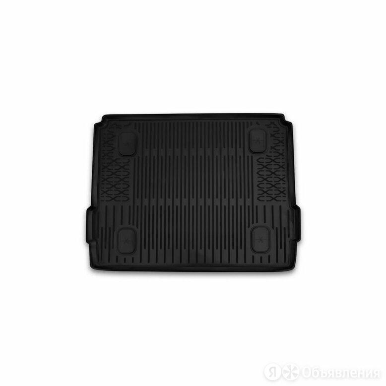 Автомобильный коврик в багажник LADA Xray, 2016-, для комплектаций с фальш-по... по цене 1457₽ - Аксессуары для салона, фото 0