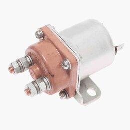 Электрика и свет - Контактор пусковой зил-бычок 5301 11.3750 24в, 0