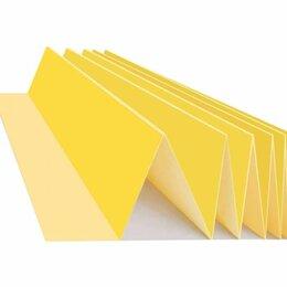 Подложка - Подложка-Гармошка (Желтая) 1050*500*2мм 1уп/10,5м2, 0