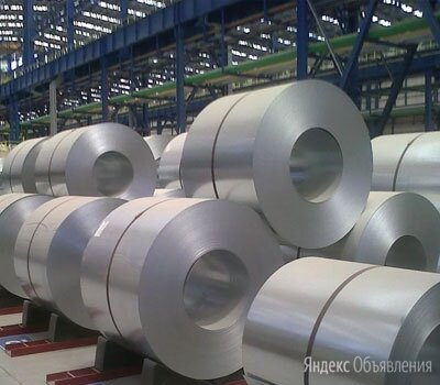Рулон холоднокатаный 1,8х1250 мм 08кп ГОСТ 19904-90 по цене 48593₽ - Металлопрокат, фото 0