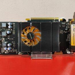 Видеокарты - Видеокарта NVidia Geforce 9600GT Zotac, 0