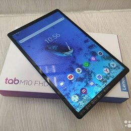 Планшеты - Новый Lenovo Tab M10 Plus TB-X606X 32Gb (2020), 0