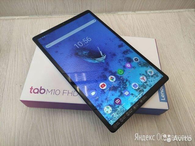 Новый Lenovo Tab M10 Plus TB-X606X 32Gb (2020) по цене 12000₽ - Планшеты, фото 0