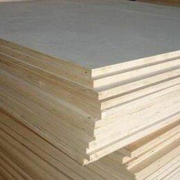 Древесно-плитные материалы - Фанера ФК 2440х1220х21 мм 4/4, 0