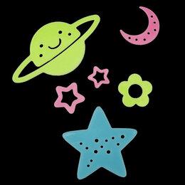 Интерьерные наклейки - Светящаяся Вселенная, 0