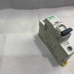 Защитная автоматика - АВТОМАТИЧЕСКИЙ ВЫКЛЮЧАТЕЛЬ iC60N 1П 25A D, 0