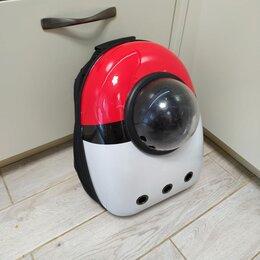 Транспортировка, переноски - Рюкзак-переноска с иллюминатором для кошек покемон, 0