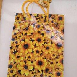 Подарочная упаковка - Пакеты подарочные 9 штук, 0