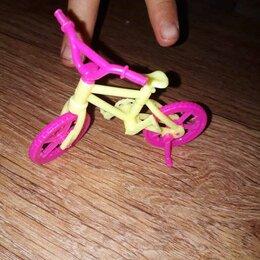 Аксессуары для кукол - Игрушечный велосипед для кукол, 0