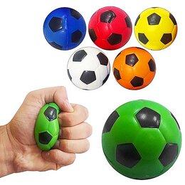 """Мячи - Сквиш """"KWELT"""" Футбольный мяч 1 шт (разные цвета) арт.К-16806, 0"""