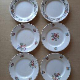 Тарелки - Тарелки разные и блюдца, 0