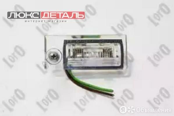 LORO 00306904 Фонарь подсветки номера Прав с лампой,тип лампы  C5W AUDI A4 AV... по цене 1361₽ - Электрика и свет, фото 0