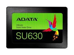 Внутренние жесткие диски - Твердотельный диск 480GB A-DATA Ultimate SU630 2.5, 0