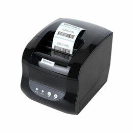 Принтеры чеков, этикеток, штрих-кодов - Принтер этикеток Xprinter 365B USB+Bluetooth , 0