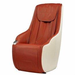 Массажные кресла - Массажное кресло Amma Lounge (терракотовый), 0