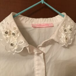 Рубашки и блузы - Блузка Стильняшка на 122-128, 0