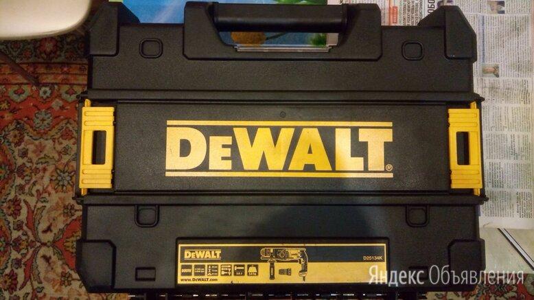 Перфоратор DeWALT D25134К по цене 9000₽ - Перфораторы, фото 0