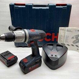 Шуруповерты - Мощная аккумуляторная дрель-шуруповерт Bosch GSR 36 V-LI. Т4901., 0