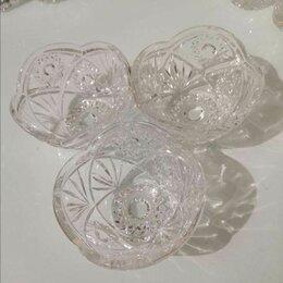Вазы - Советские хрустальные вазочки, 0