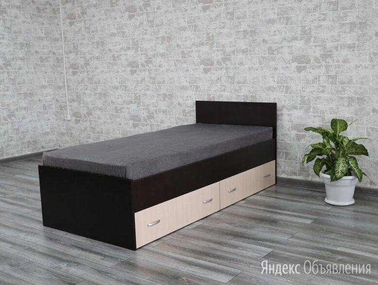 Кровать с матрасом 90х200 по цене 12600₽ - Кровати, фото 0