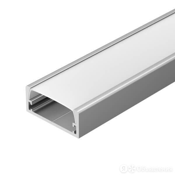 Профиль Arlight ARH-Wide-W39-2000 Anod 030982 по цене 1830₽ - Шнуры, плафоны и комплектующие для светильников, фото 0