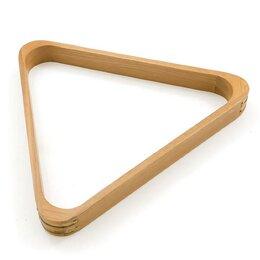 Аксессуары для столов - Треугольник 57.2 мм Standard (ясень), 0