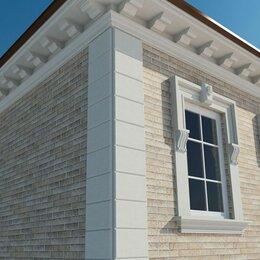 Окна - Фасадный декор : Обрамление окон Откосы оконные Декоративные замки, 0