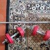 Штангаи гантели красная разборная по цене 15000₽ - Аксессуары для силовых тренировок, фото 0