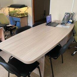 Мебель для учреждений - Конференц стол (Стол для переговоров), 0
