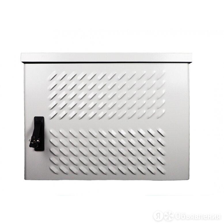 Уличный всепогодный укомплектованный настенный шкаф ЦМО ШТВ-Н-9.6.3-4ААА-Т2 по цене 51269₽ - Регулировка движения, фото 0
