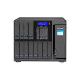 Сетевые накопители - Сетевое хранилище QNAP TS-1685-D1531-16G, 0