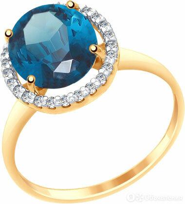 Кольцо SOKOLOV 714968_s_18 по цене 9100₽ - Кольца и перстни, фото 0