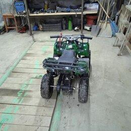 Мототехника и электровелосипеды - Квадроцикл avantis atv classic mini, 0