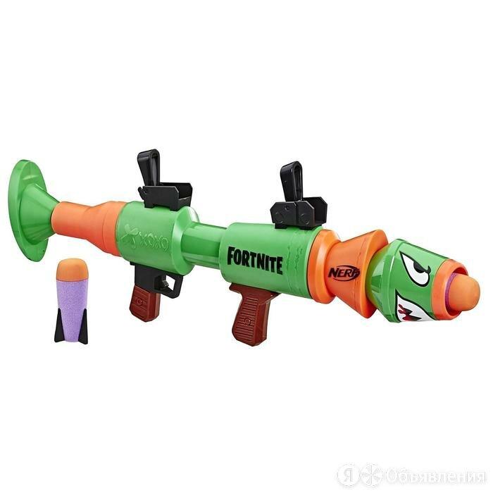 Бластер 'Нерф. Фортнайт Ракетница' по цене 4691₽ - Игрушечное оружие и бластеры, фото 0