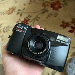 Пленочные фотоаппараты - Фотоаппарат olympus accura zoom 80, 0