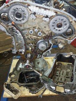 Двигатель и топливная система  - Замена ГРМ, МСК, регулировка клапанов,…, 0