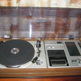 Музыкальные центры,  магнитофоны, магнитолы - Музыкальный центр (винтажный) SHARP  SG-309X  1986 г.в., 0